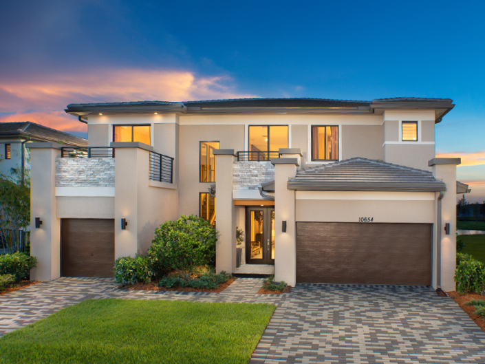 A family home by Lennar